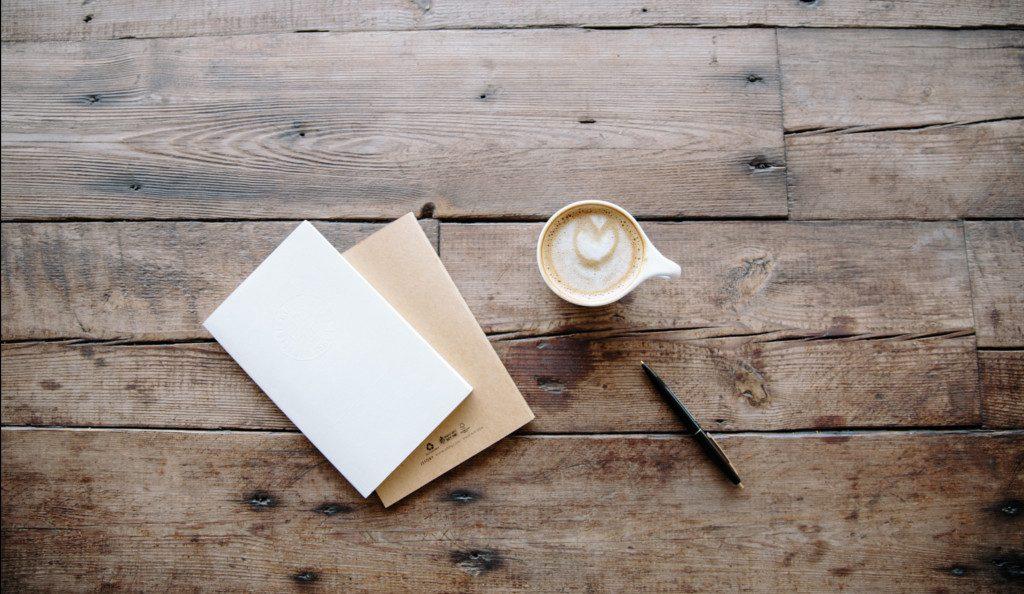 Café, papel y magia